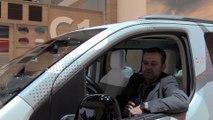 Salon de l'auto de Genève  CITROËN SPACETOURER 4X4 Ë CONCEPT