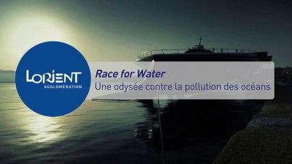 Race for Water: une odyssée contre la pollution des océans