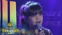 Tawag ng Tanghalan Kids: Alexa Nicole Salcedo | Somewhere Over The Rainbow
