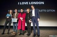 Paul Marques Duarte & Violette Gitton - I Love London - Mobile Film Festival 2017 - Award Ceremony