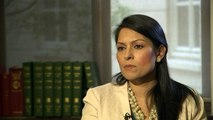 Priti Patel tells of UK's aid contribution to famine crisis