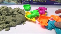 Making Sea Creatures with Play Doh f