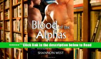 Download The Blood of the Alphas: Volume 10 (Dark Hollow Wolf Pack) PDF Best Ebook