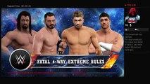 205 3-14-17 Austin Aries vs. Akira Tozawa vs. Brian Kendrick vs. TJ Perkins vs. Tony Nese