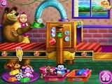 ДЛЯ ФУРШЕТА маша и медведь маша тонет спасение утопающей маши видео с куклами игрушки игры дево