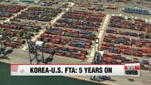 Korea-U.S. free trade deal benefits both sides five years on