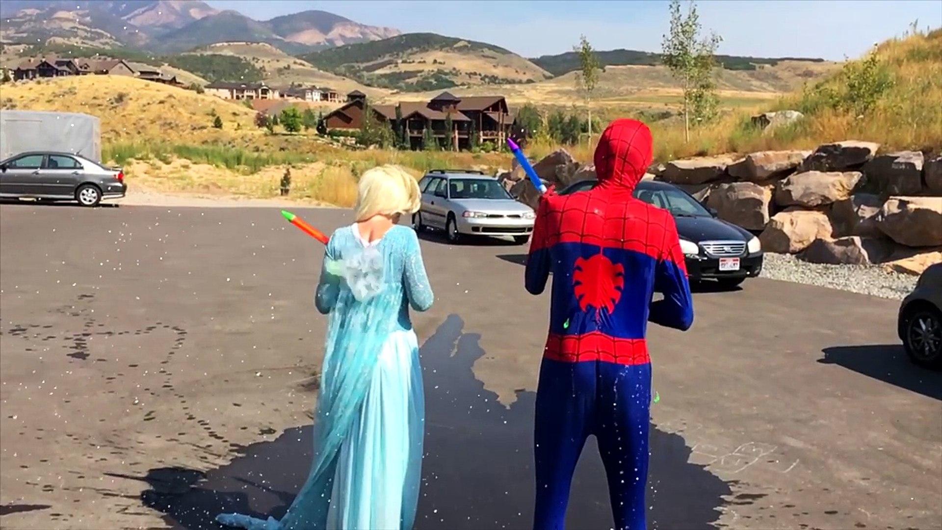 в и к автомобиль танцы Эльза замороженный замороженные зеленый в в в в Выкл Дорога снег человек-паук