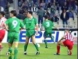 Παναθηναϊκός 1-0 Ολυμπιακός - Τελικός Κυπέλλου Ελλάδας - Στιγμιότυπα - Απονομή - 12 Μαΐου 1993
