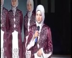 beautiful arabic naat peromed by a gril|best arabic naat
