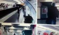 Il neutralise des agresseurs dans le métro à Paris en mode matrix !