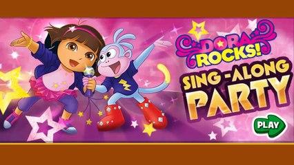 Дора в Проводник Дора горные породы петь вдоль игра Игры для Дети