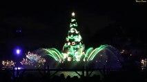 ºoº カラー・オブ・クリスマス 2016 ディズニーシー ~ナイトタイム・ウィッシュ~ 15周年バージョン TDS Color of Christmas Night Time Wish