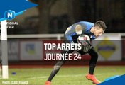 Le Top Arrêts (J24)