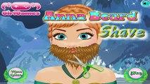 Anna Beard Shaving - Frozen Anna Beard Game