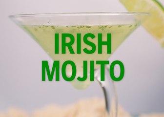 Irish Mojito Drink Recipe
