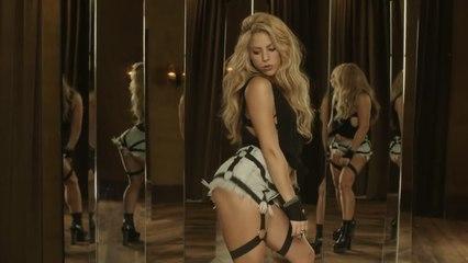 Shakira te enseña a bailar bachata con 'Deja Vu'