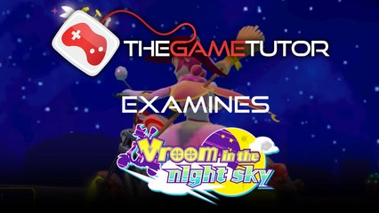 The Game Tutor Grades Vroom in the Night Sky (Switch)