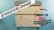 MADE IN MOI : comment relooker votre commode IKEA ?