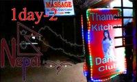 Nepal,1d-2,Kathmandu Travel of Japanese,Dance bar,Night of Nepal,Girl,Thamel
