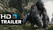 Kong: Skull Island - Official Trailer Teaser | Watch King Kong Movie Trailer (2017) in Full [HD]