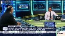 Le Club de la Bourse: Pierre-Alexis Dumont, Christian Parisot et Xavier Robert - 15/03