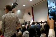 François Fillon à Pertuis : la Marseillaise