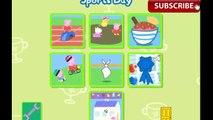 3. приложение Лучший Лучший день демонстрация для Дети часть Пеппа свиньи виды спорта Ipad Ellie