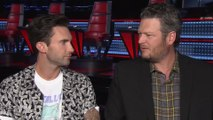 Adam Levine Was Shocked When Gwen Stefani and Blake Shelton Started Dating: 'It's So Wrong, That It's Right'