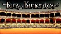 """KINY KINIENTOS """"Capote de Grana y Oro"""" en las Fiestas de San José 2017 (El Astillero)"""