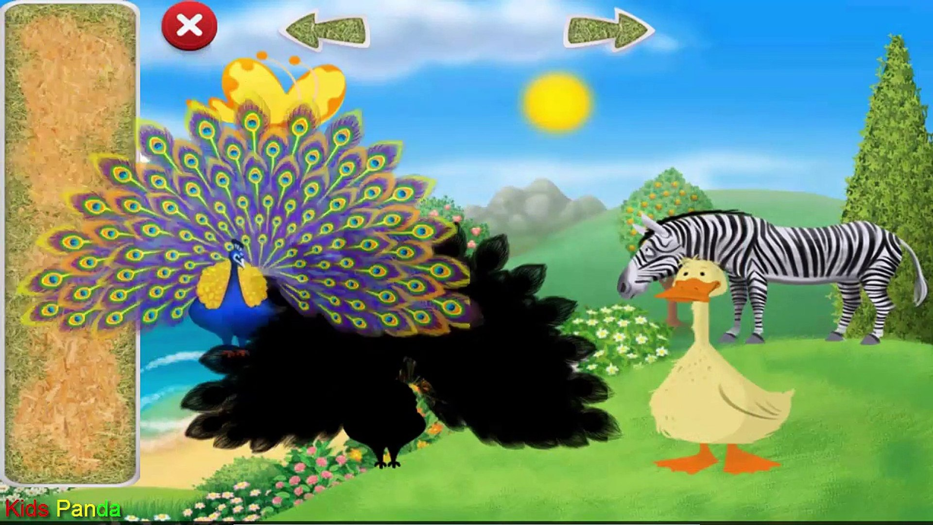 Kids Animal Word Puzzles CFC s.r.o. Education Games Android Gameplay Video