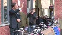 El liberal Mark Rutte gana las elecciones en Holanda, según sondeos