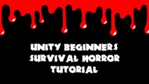 Unity3D Survival Horror #124 Player Weapons Continued