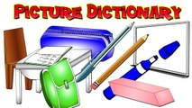 In the Classroom (French Lesson 02) CLIP - Kids French Language Learning, Kindergarten Fra