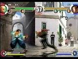 Gnouz RB3 - KOFXI - Piccolo San vs Frionel part 2