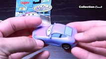 CAMBIO DE COLOR DE RAMONE - DISNEY PIXAR CARS - RAMONES COLOR CHANGE PLAYSET CON RAYO MCQ