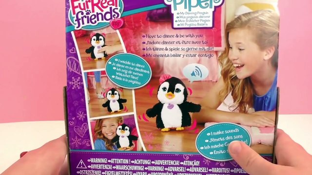 FurReal Friends My Giggly Monkey Unboxing Toy Surprise Hasbro