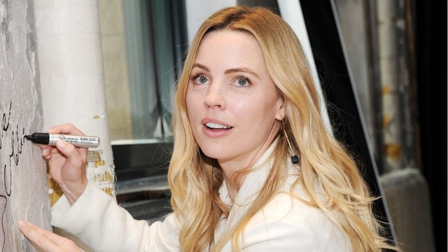 Melissa George Claims Her Ex Beat Her