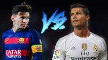 Cristiano Ronaldo SHADES Lionel Messi, Says Neymar is BETTER