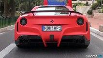 Ferrari F12 N-Largo, 458 Speciale with Capristo or 599 Mansory Stallone_
