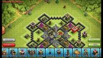 Castle Clash Town Hall 12 HBM Defense Base ○ Castle Clash