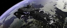 Stargate ship encounter