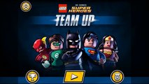 LEGO DC Super Heroes Team Up ● LEGO DC Comics Justice League Heroes Vs Villains Android G