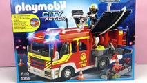 Playmobil 5336 City Action Luchthavenbrandweer Nederlands - Playmobil Brandweer
