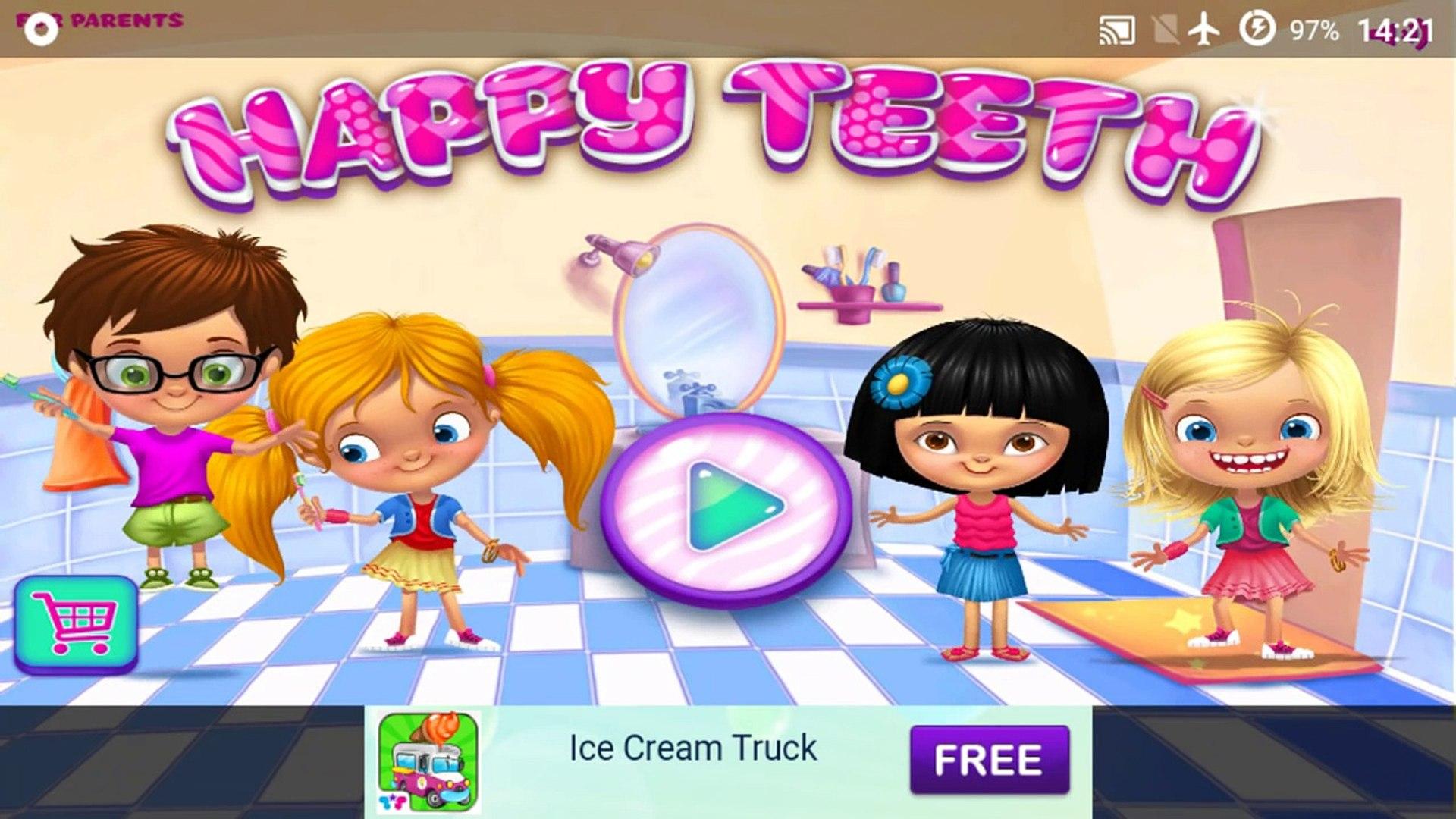 Happy Teeth Healthy Kids - Android gameplay TabTale Movie apps free kids