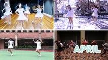 [Pops in Seoul] APRIL(에이프릴) _ April Story(봄의 나라 이야기) _ Cover Dance