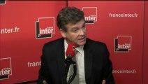 Arnaud Montebourg répond aux questions d'Alexandra Bensaid