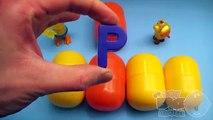 Дисней Минни Маус Сюрприз Яйца Учим Слова! Написание слова искусств и ремесел! Урок 9