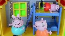 2. Да потому что Эм джордж нет нет Хорошо часть Пеппа свинья семья небольшие португальские tototoykids