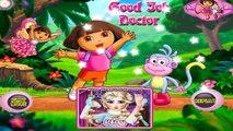 Dora The Explorer - Dora Foot Doctor Caring.. Full Episodes in English 2016 #Dora_games HD