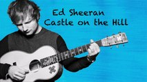 Ed Sheeran - Castle On The Hill [Official Video Clip] [Full HD,1920x1080]